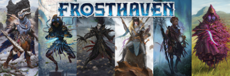 Frosthaven Removable Sticker Set (Release Q4 2021)