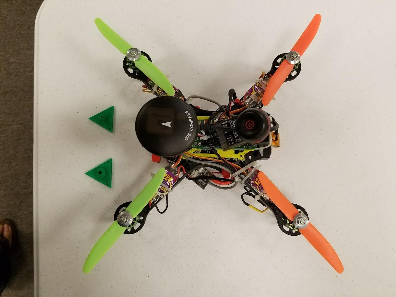 3D Printed Drone Parts - Melbourne Makerspace