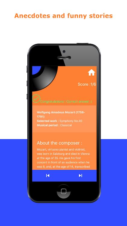 Classical Music General Knowledge Quiz & Ringtones – (Android
