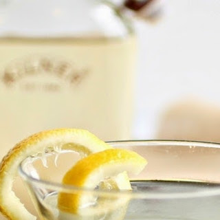 Fresh Ginger Vodka Recipes