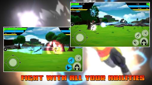 The Final Power Level Warrior (RPG) 1.2.7p2 screenshots 10