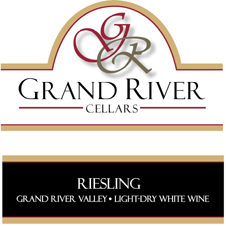 Logo for Grand River Cellars Riesling