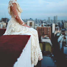 Wedding photographer Glas Fotografía (glasfotografia). Photo of 23.09.2015