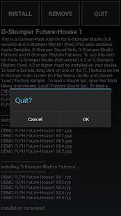 G-Stomper FLPH Future-House 1 Screenshot