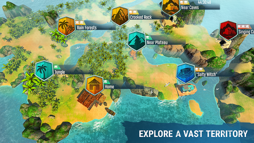 Survivalist: invasion apktram screenshots 10