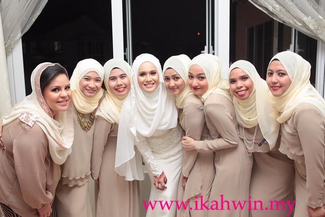 baju-bridesmaid-malaysia