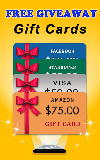 Free Giveaways: Gift Cards & Gifts App for FREE screenshot 6