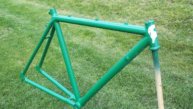 Photo: Step 6: Watch paint dry (3 days). During this time, prep the components. Clean, polish, and stage for the build