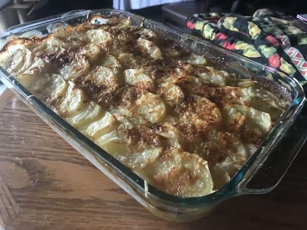 Potatoes Dauphinois Recipe