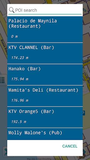 Map of Philippines offline screenshots 6