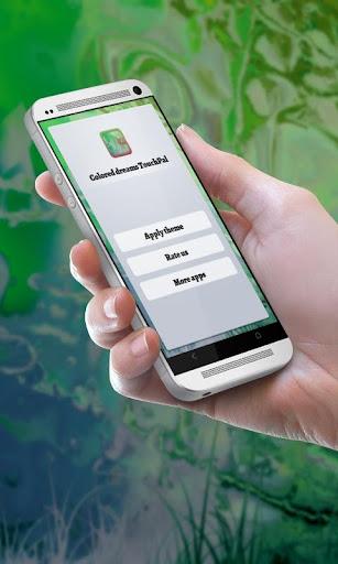 色付きの夢 TouchPal
