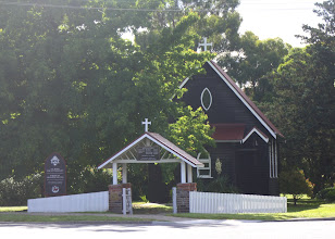 Photo: Year 2 Day 162 -  Loved This Church in Cann River