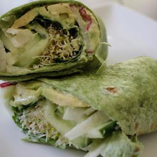 Green Crunch Wrap