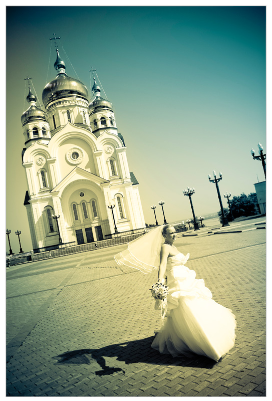 Андрей Малер в Хабаровске