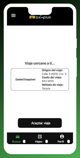 Taxi Plus - Conductor screenshot 7