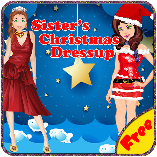 Sister's Christmas Dress Up (game)