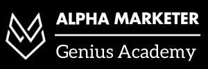 Alpha Marketer Genius Academy