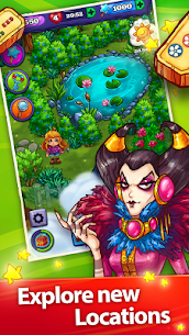 Mahjong Treasure Quest 2.17.2 MOD (Unlimited Money) 4