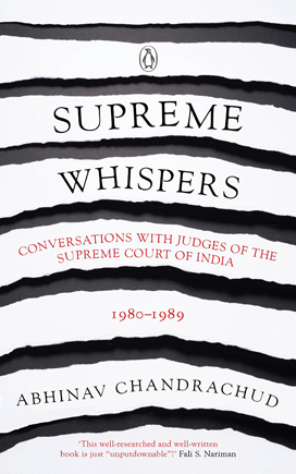 Former Supreme Court judges discuss the influence of caste