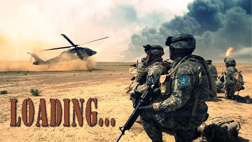 戦争の英雄:砂漠の攻撃