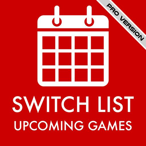 Switch List Pro - Nintendo Switch eShop Database