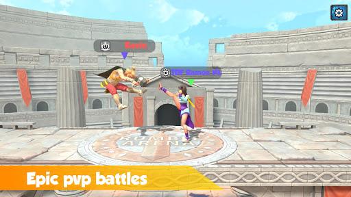 Rumble Arena: Super Smash Legends  captures d'u00e9cran 1
