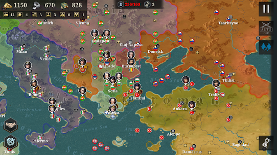 European War 6: 1914 Mod Apk Download For Android and Iphone 2