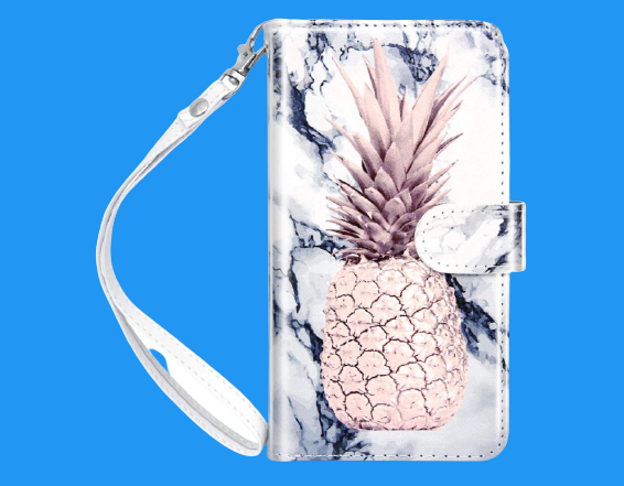 Dailylux Galaxy S9 Cardholder Wallet Case