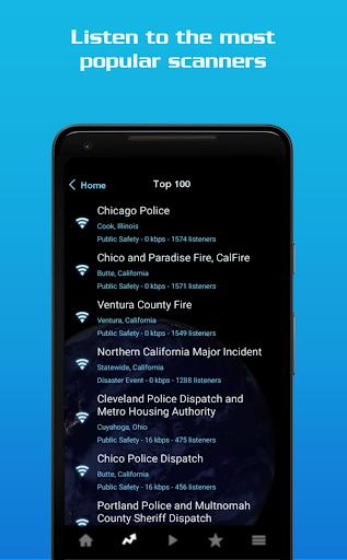 Police Radio Scanner - Hot Pursuit Police Scanner screenshot 6