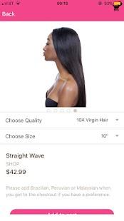 Hairvolution - náhled