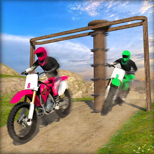 Trial Bike Rally Racing Xtreme: Crazy Stunts Rider