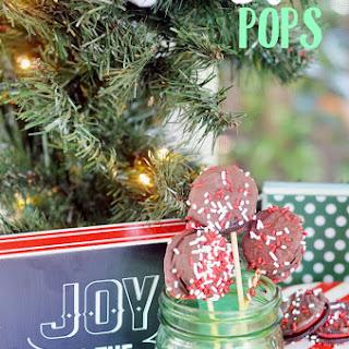 Holiday OREO Pops