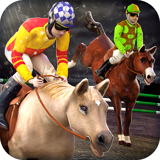 My Haven Horse Racing Games 3D 模擬 App LOGO-硬是要APP