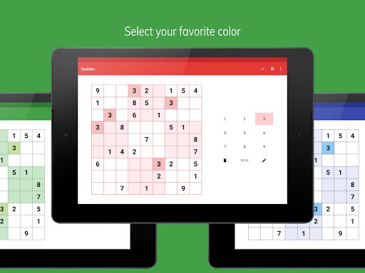 Sudoku - Free & Offline 1.16.4 screenshots 13