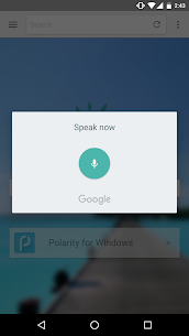 Polarity Browser-Fast/No Ads App Download For Android 6
