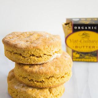 Sweet Potato California Buttermilk Biscuits