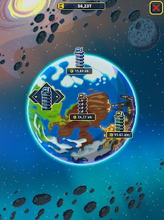 Idle Space Tycoon Screenshot
