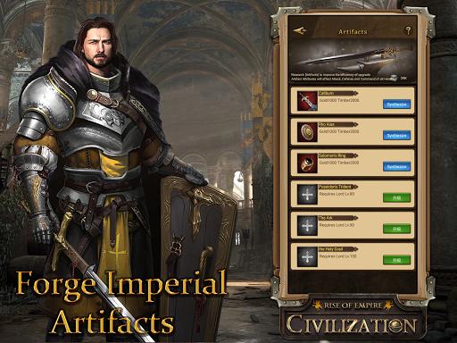 Civilization: Rise of Empire android2mod screenshots 10