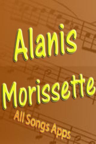 All Songs of Alanis Morissette