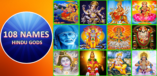 108 Names Of Gods - Apps on Google Play