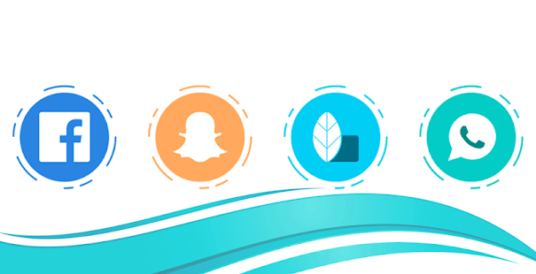 CLOUI Icon Pack for PC-Windows 7,8,10 and Mac APK 1 - Free