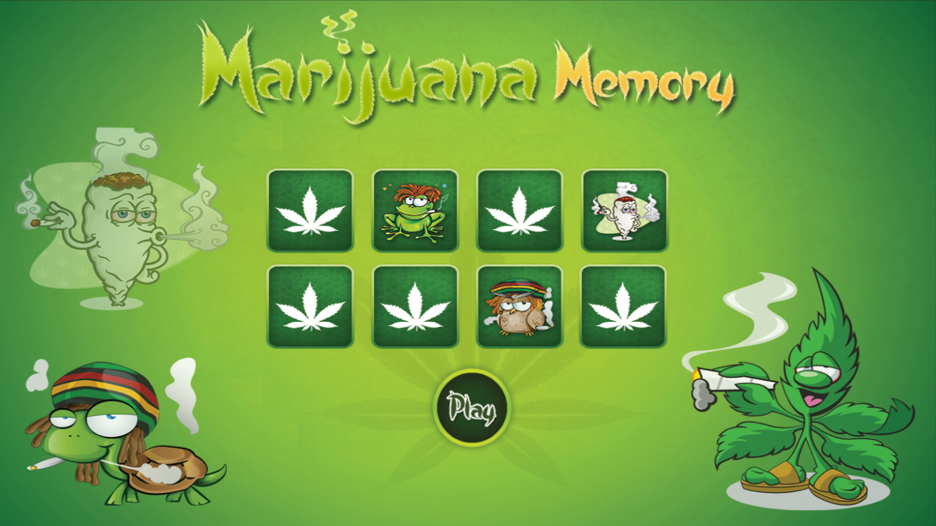 Ganja Match- screenshot
