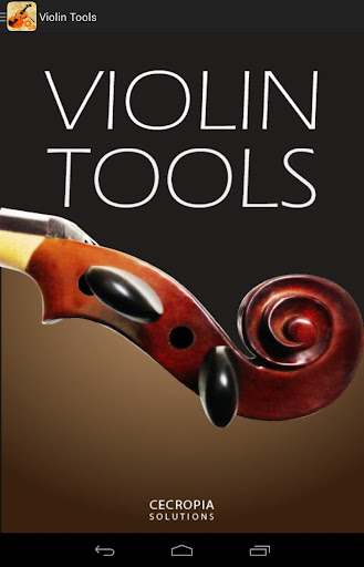 Violin Tuner Tools 2.42 screenshots 10