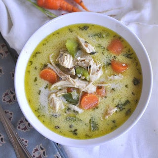 Slow Cooker Turkey Soup Recipes