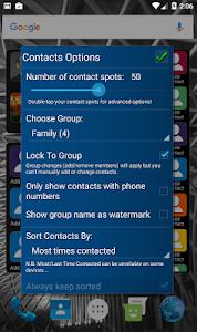 Mad Contacts Widget v1.25