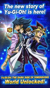 Yu-Gi-Oh Duel Links MOD APK 4.3.1 ( Unlocked Cards/Characters) 2