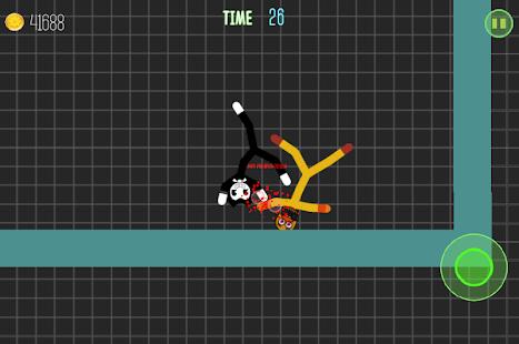 Stickman Warriors Screenshot