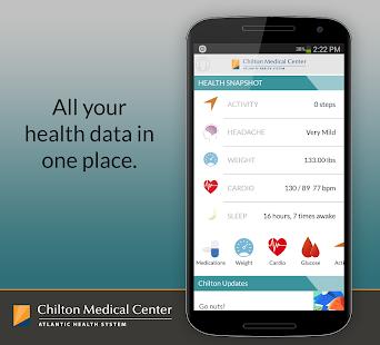 Be Well-Chilton Medical Center - screenshot thumbnail
