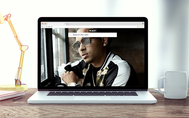 Ozuna New Tab Theme