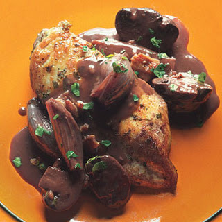 Coq Au Vin With Boneless Skinless Chicken Breasts Recipes